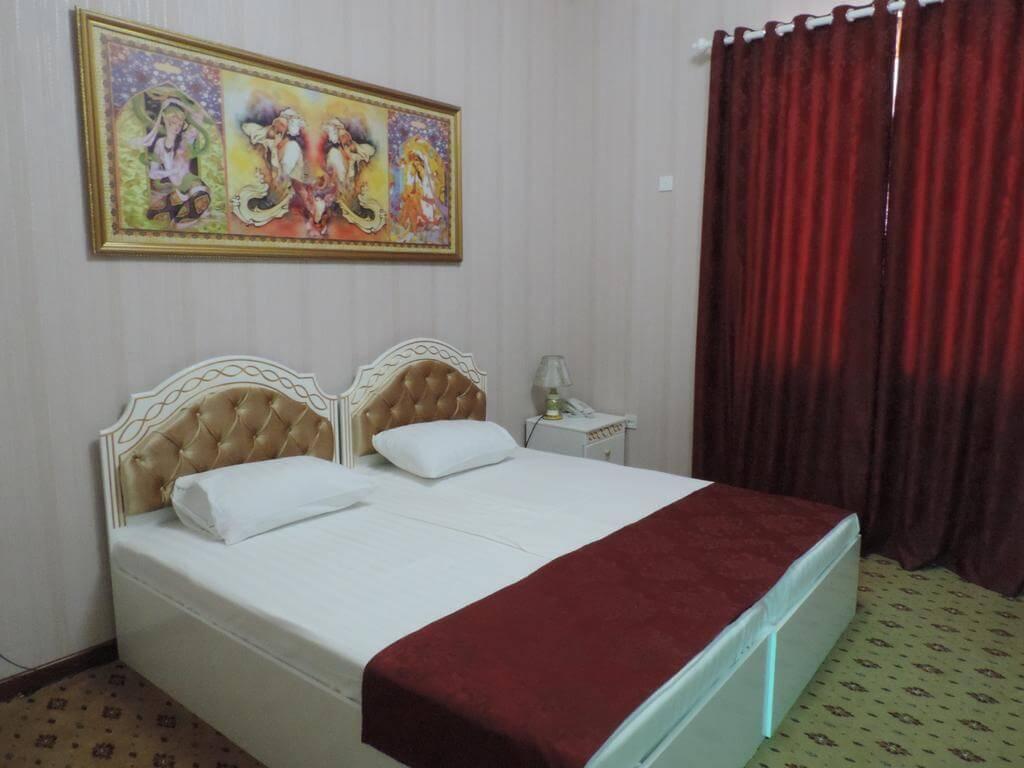Гостиница Модарихон Бухара дабл
