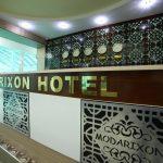Гостиница Модарихон Бухара ресепшн 1