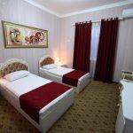 Гостиница Модарихон Бухара твин 1