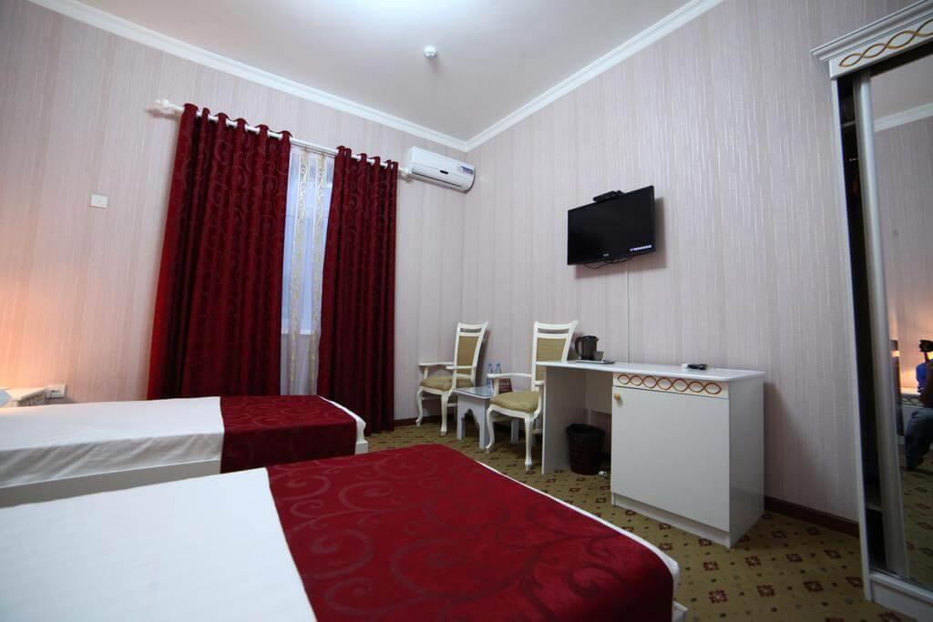 Гостиница Модарихон Бухара твин 2