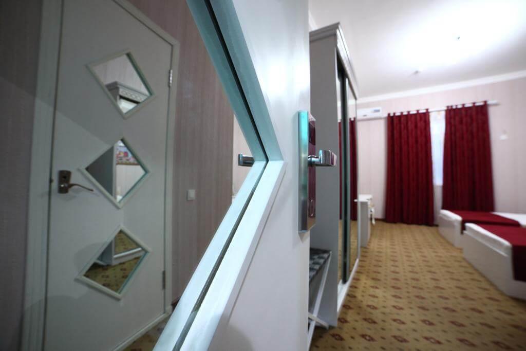 Гостиница Модарихон Бухара твин 3