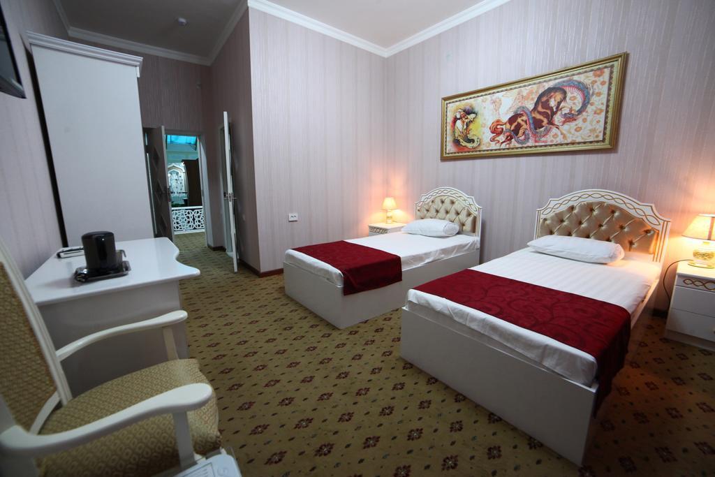Гостиница Модарихон Бухара твин 5