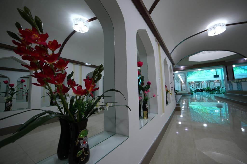 Гостиница Модарихон Бухара холл 3