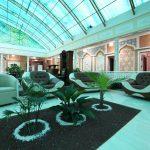 Гостиница Модарихон Бухара холл 4