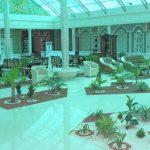 Гостиница Модарихон Бухара холл 6