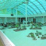 Гостиница Модарихон Бухара холл 7