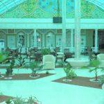 Гостиница Модарихон Бухара холл 8