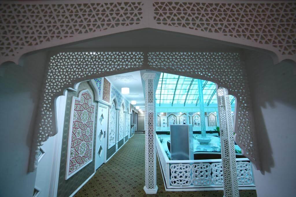 Гостиница Модарихон Бухара