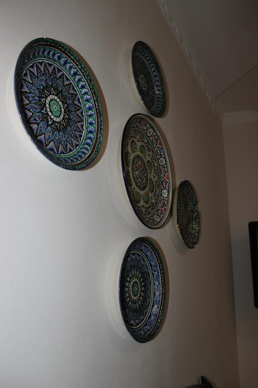 Гостиница Назира&Азизбек Бухара 11