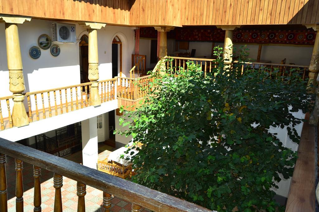 Гостиница Назира&Азизбек Бухара 2