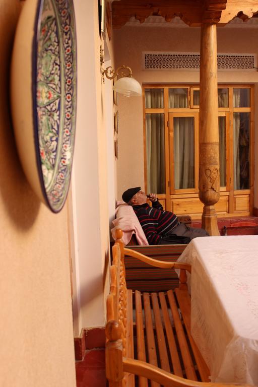 Гостиница Назира&Азизбек Бухара 6