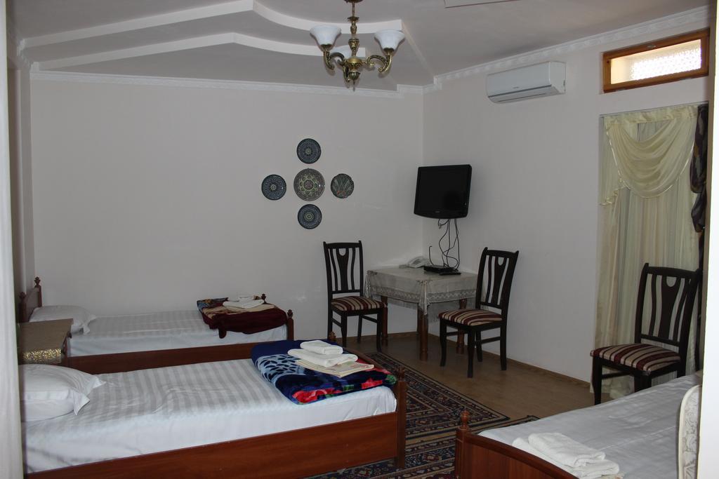 Гостиница Назира&Азизбек Бухара трипл