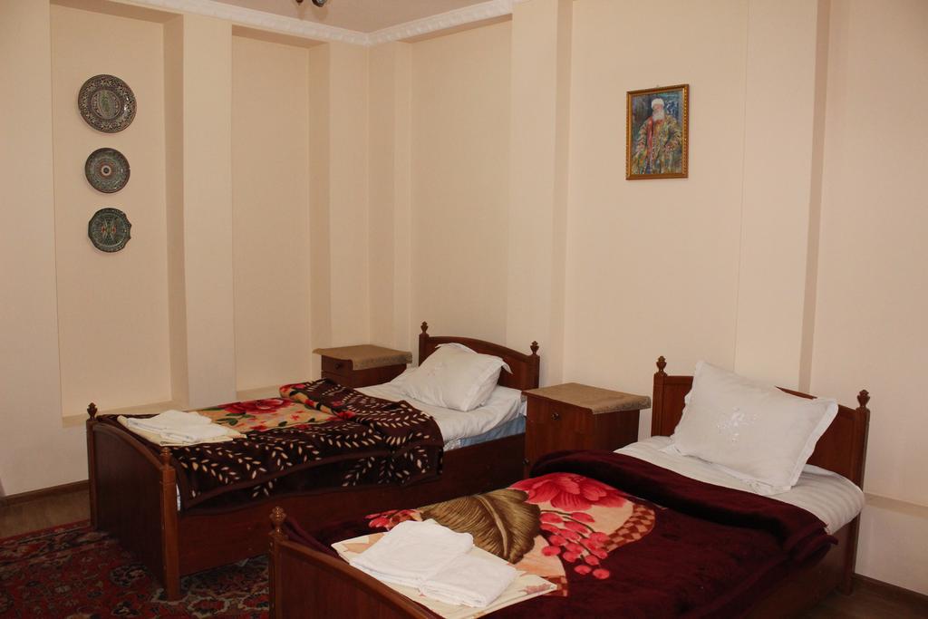 Гостиница Назира&Азизбек Бухара твин 4