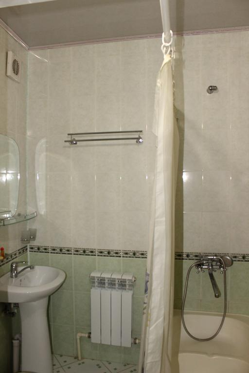 Гостиница Назира&Азизбек Бухара ванная 9