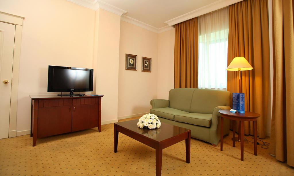 Гостиница Радиссон Ташкент дабл 2