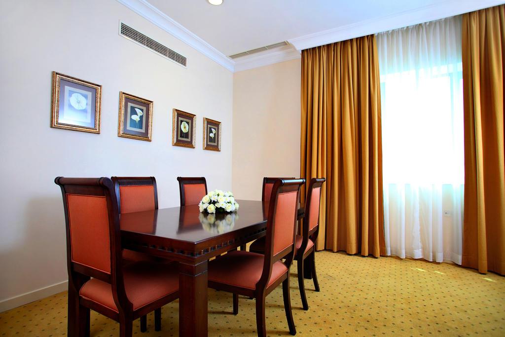 Гостиница Радиссон Ташкент дабл 7