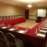 Гостиница Радиссон Ташкент конференционный зал 2