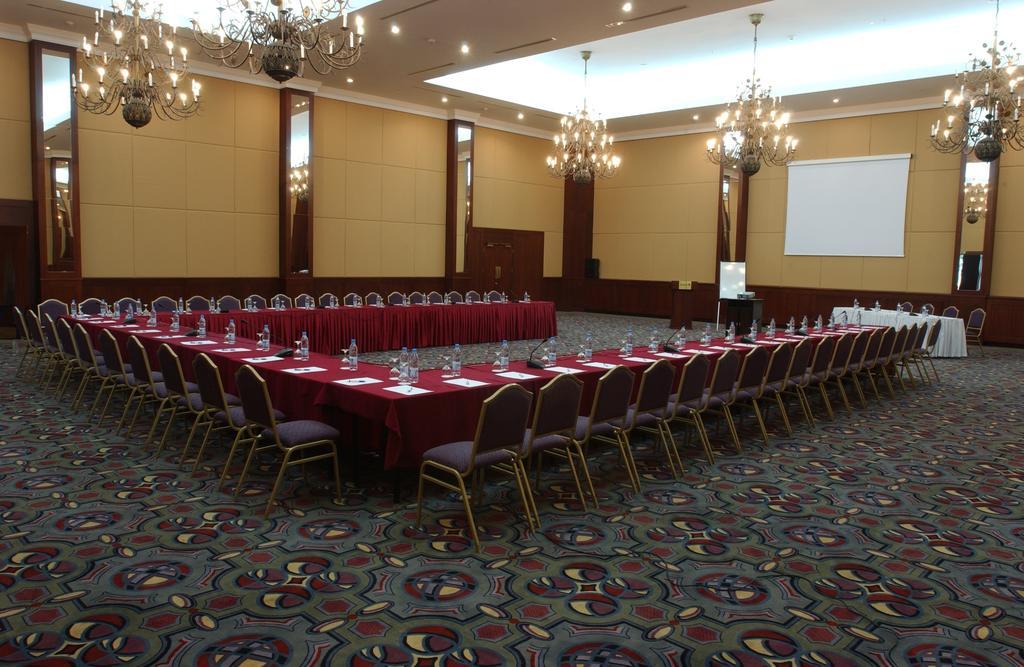 Гостиница Радиссон Ташкент конференционный зал 3