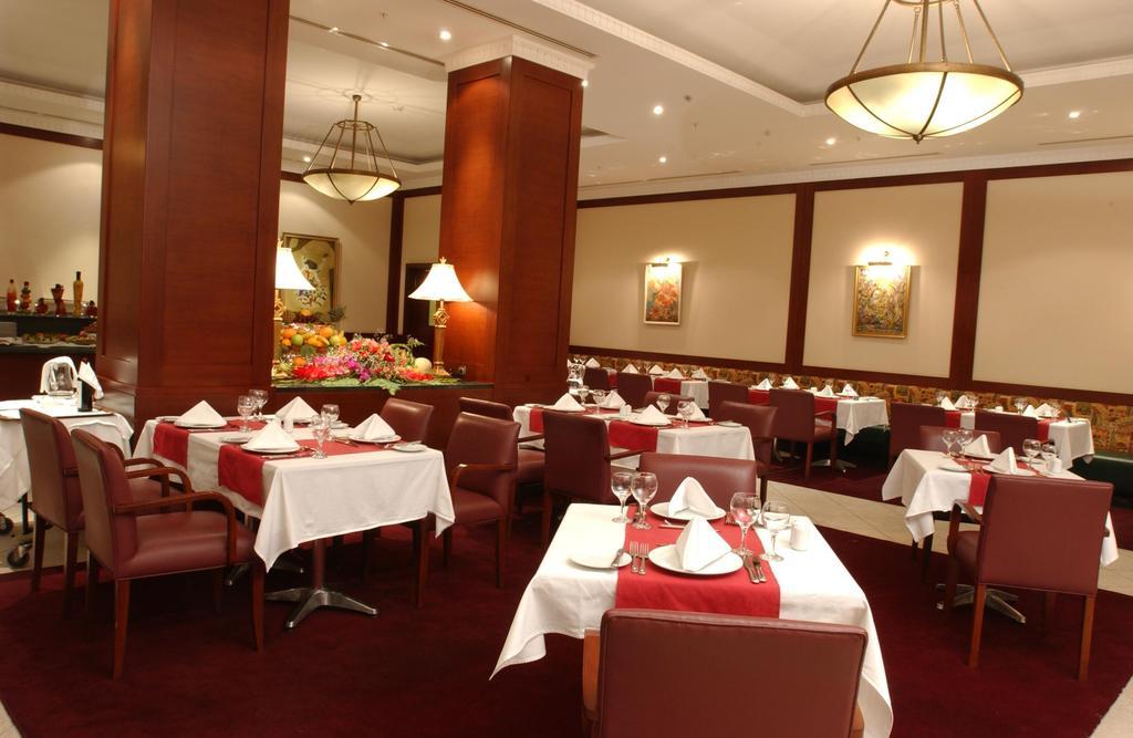 Гостиница Радиссон Ташкент ресторан