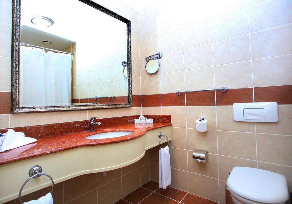 Гостиница Радиссон Ташкент ванная 3
