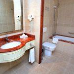 Гостиница Радиссон Ташкент ванная 4