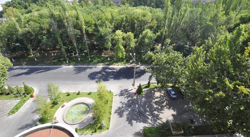 Гостиница Рамада Ташкент 5