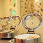 Гостиница Рамада Ташкент ресторан 10