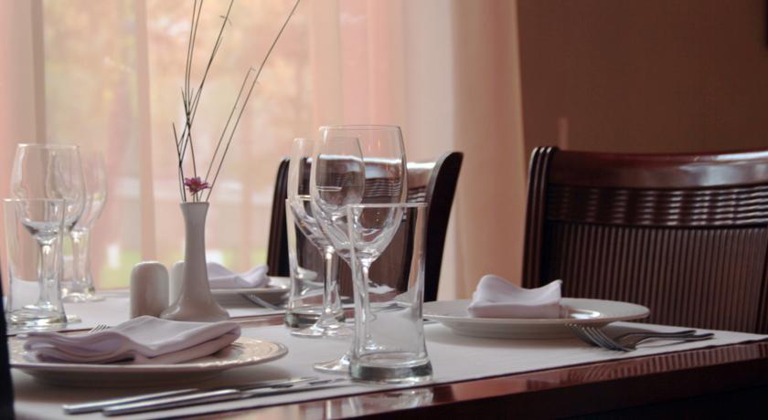 Гостиница Рамада Ташкент ресторан 11