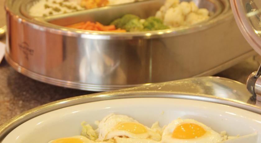 Гостиница Рамада Ташкент ресторан 9