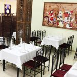 Гостиница Рангрез Бухара ресторан