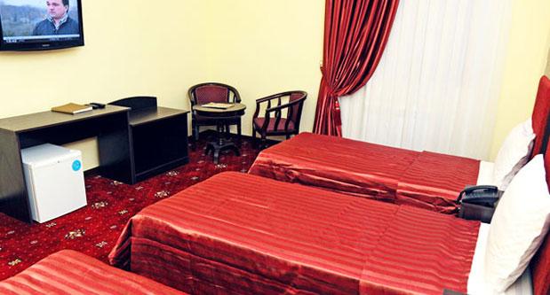 Гостиница Рангрез Бухара твин 1