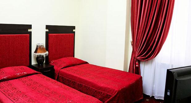Гостиница Рангрез Бухара твин 2