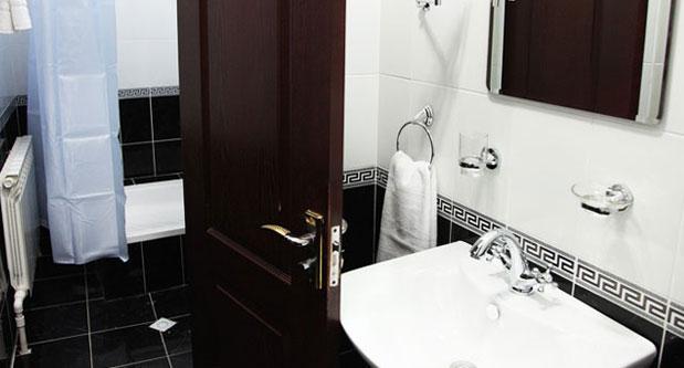 Гостиница Рангрез Бухара ванная