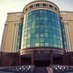 Гостиница Регистан Плаза Самарканд фасад