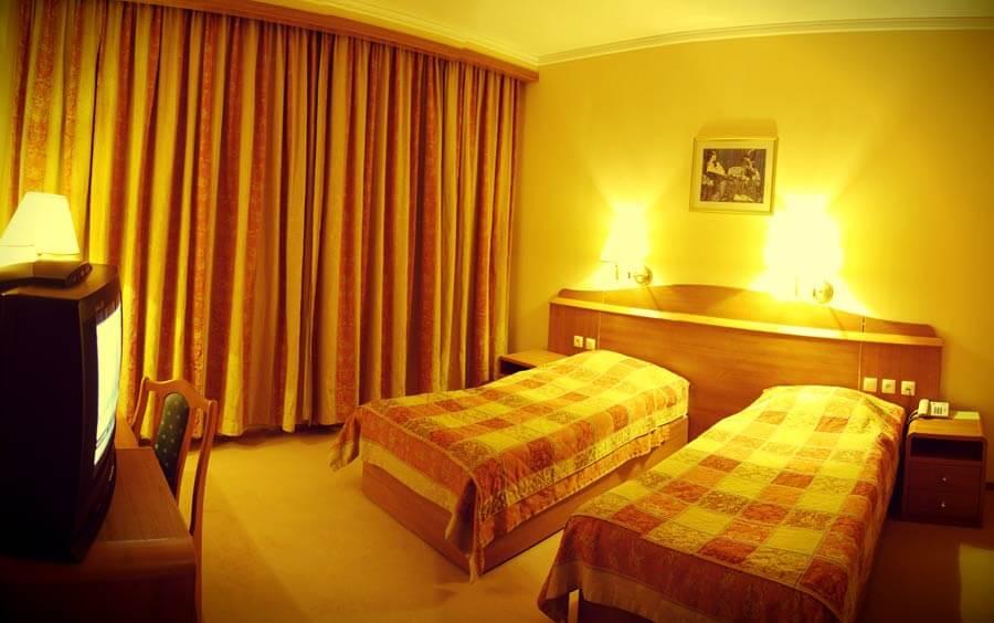 Гостиница Регистан Плаза Самарканд твин 1