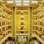 Гостиница Регистан Плаза Самарканд холл 2