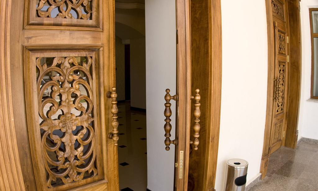 Гостиница Регистан Самарканд 1
