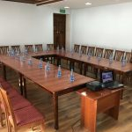 Гостиница Регистан Самарканд конференционный зал 3