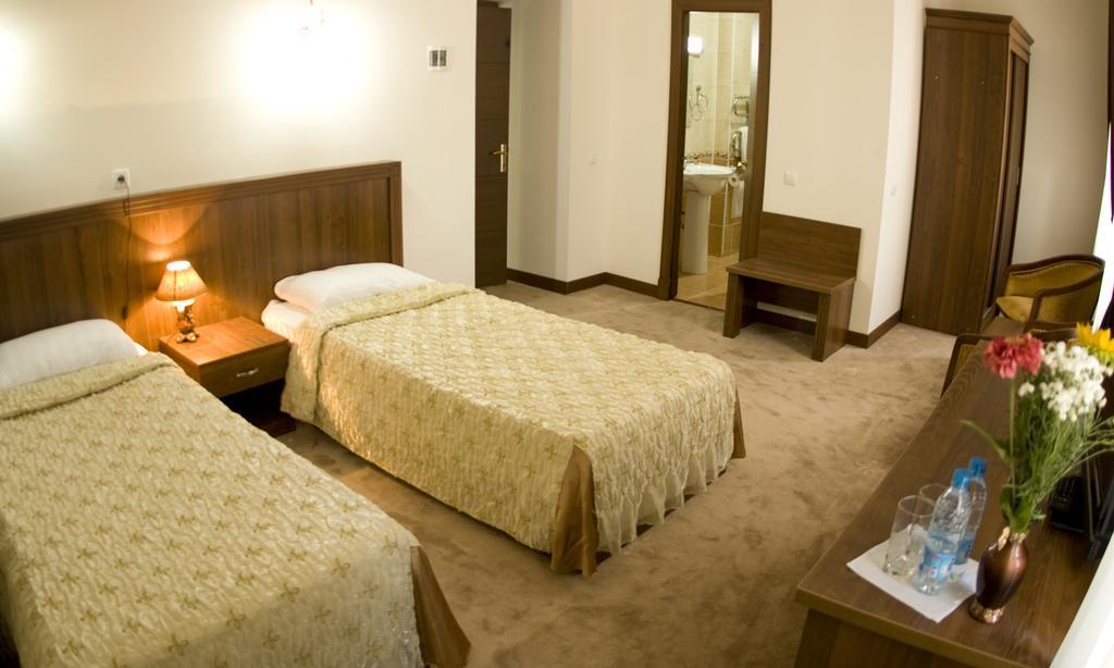 Гостиница Регистан Самарканд твин 2