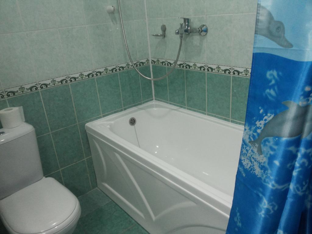 Гостиница Регистан Самарканд ванная 2