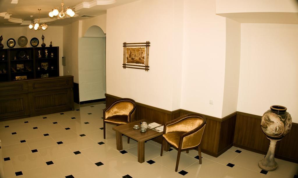 Гостиница Регистан Самарканд