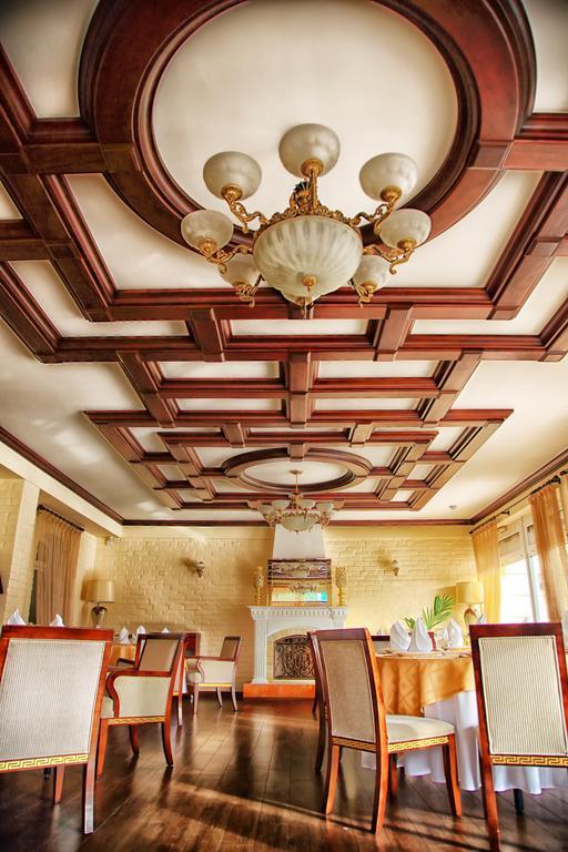 Гостиница Шарк Ташкент ресторан 1