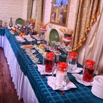 Гостиница Шарк Ташкент ресторан 3
