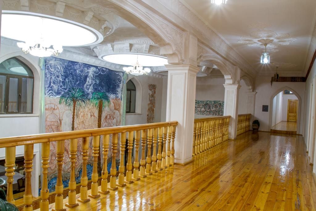 Гостиница Шахерезада Хива 2