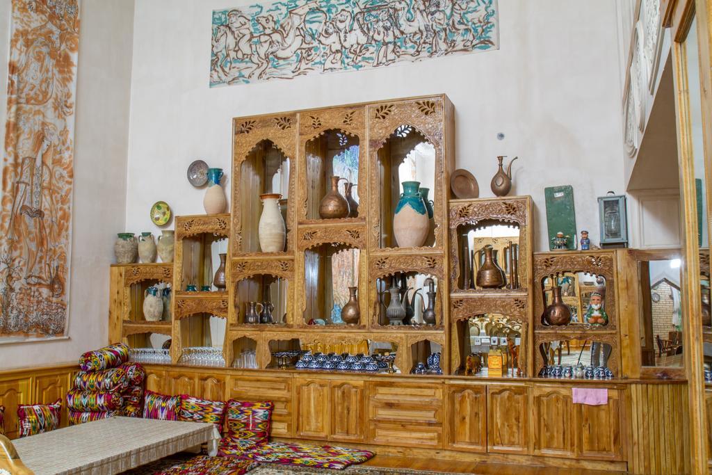 Гостиница Шахерезада Хива 3