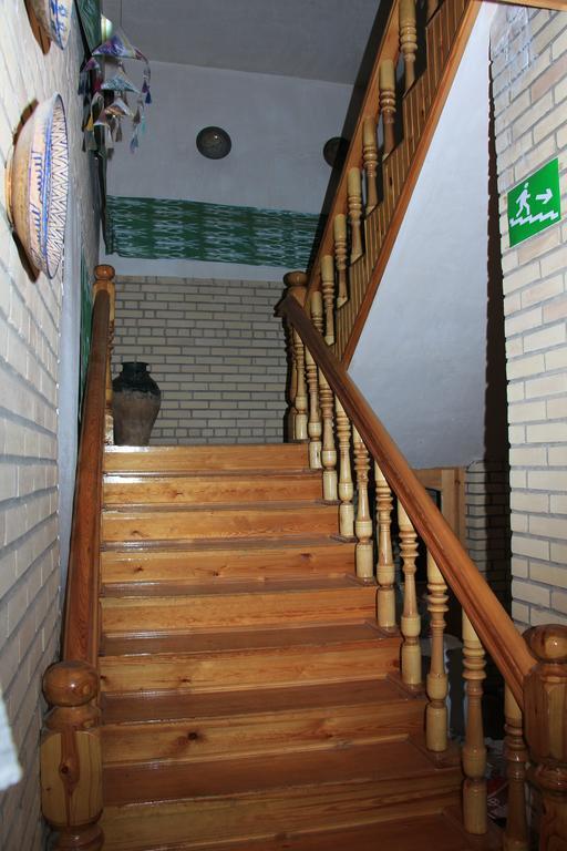 Гостиница Шахерезада Хива 7
