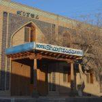 Гостиница Шахерезада Хива 8