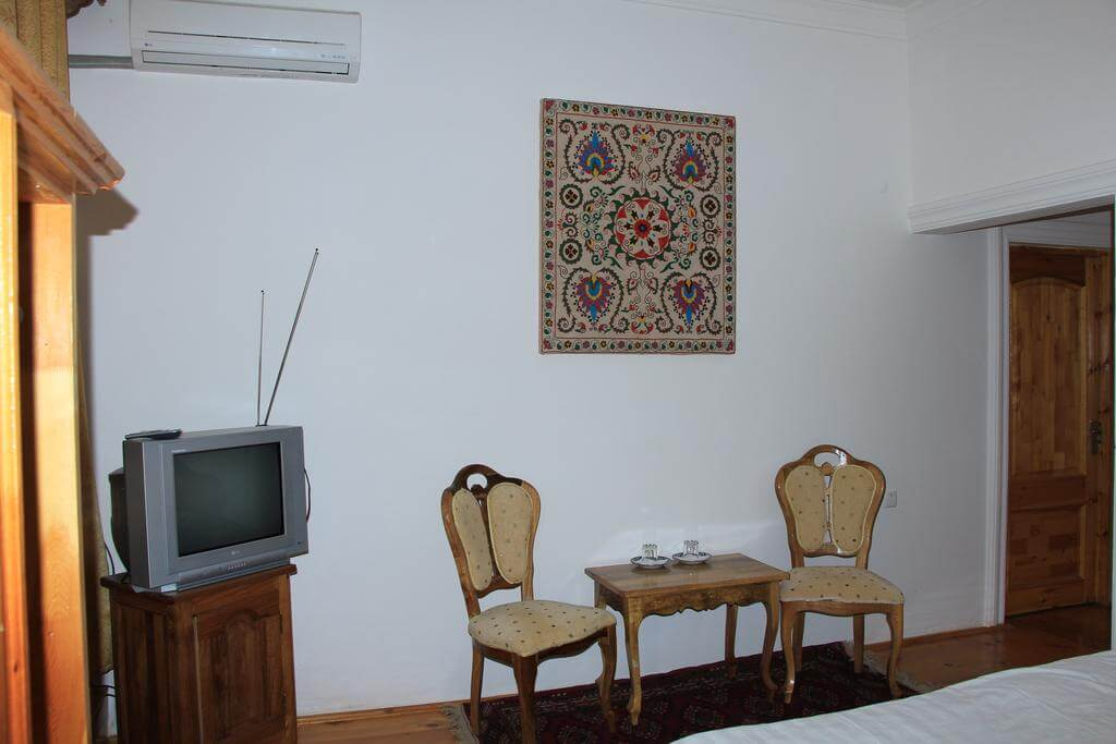 Гостиница Шахерезада Хива дабл 1