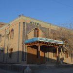 Гостиница Шахерезада Хива фасад 2