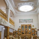 Гостиница Шахерезада Хива ресторан 1